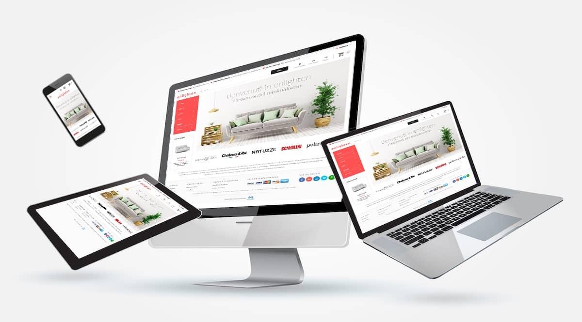 Agenzia grafica ecommerce